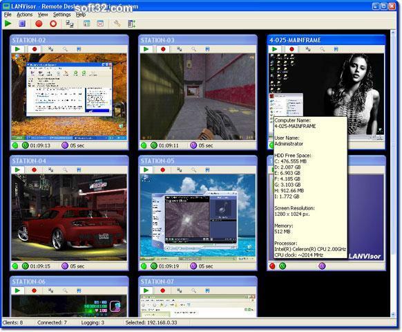 LANVisor Screenshot 3