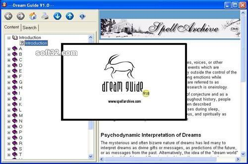 DreamGuide Screenshot