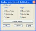 AutoTableX 1