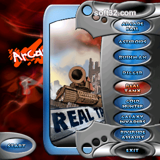 Arcade Park Screenshot 2