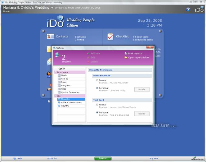 iDo Wedding Couple Edition Screenshot 7