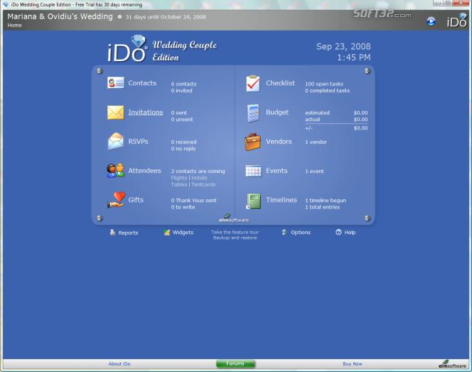 iDo Wedding Couple Edition Screenshot 2