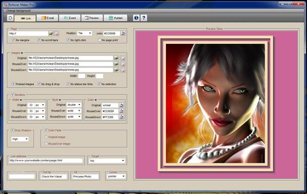 Rollover Maker Pro Screenshot 1