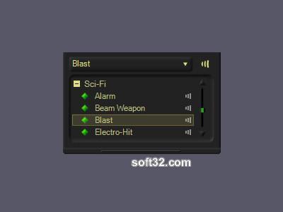 Sci-Fi Sounds - MorphVOX Add-on Screenshot 2