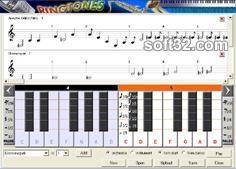 Make Free Midi Ringtones Screenshot