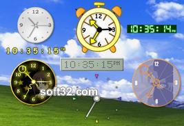 WinClock Free Screenshot 1