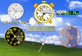 WinClock Biz Screenshot