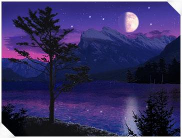 Moonlight Lake Screenshot