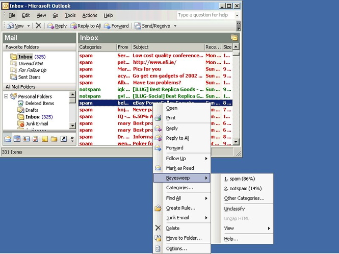 Bayesweep Screenshot 1