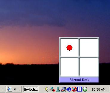 Virtual Desk Screenshot