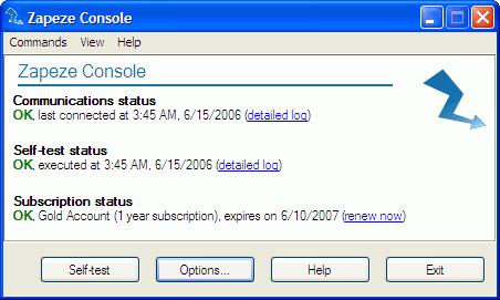 Zapeze Screenshot