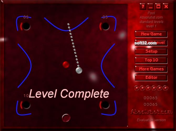 Pinball Golf Pool Screenshot 2