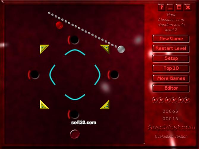 Pinball Golf Pool Screenshot 3