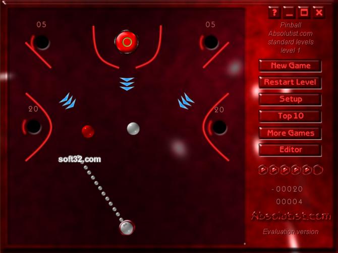 Pinball Golf Pool Screenshot 5