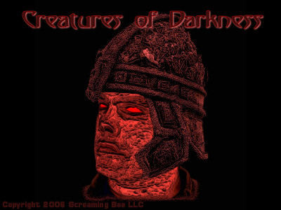 Creatures Of Darkness - MorphVOX Add-on Screenshot