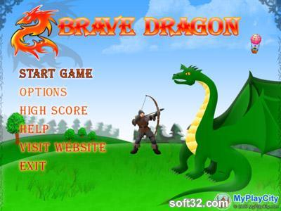 Brave Dragon Screenshot 2