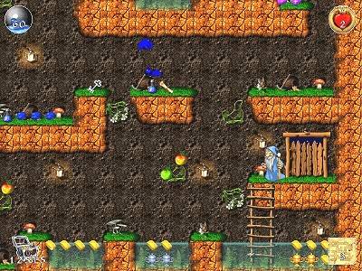 Brave Dwarves Back for Treasures (Mac) Screenshot