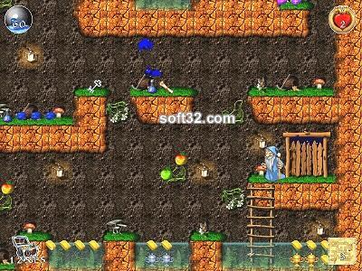 Brave Dwarves Back for Treasures (Mac) Screenshot 2