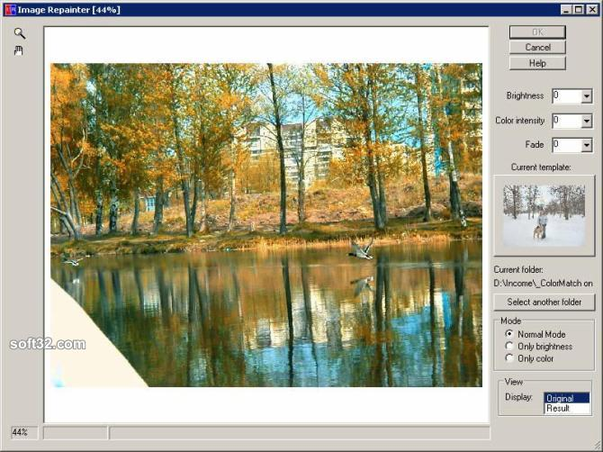 Image Repainter Screenshot 2
