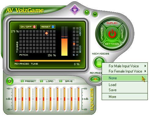 AV VoizGame Screenshot 1