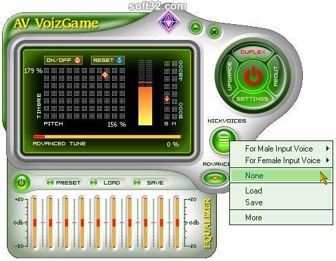 AV VoizGame Screenshot 2