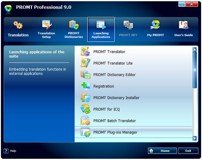 Promt Professional Translator GIANT Screenshot 3