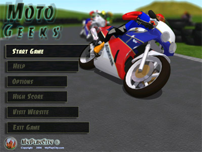 Moto Geeks Screenshot 1