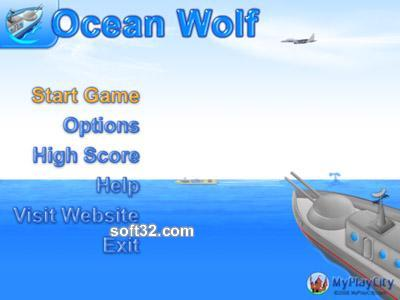 Ocean Wolf Screenshot