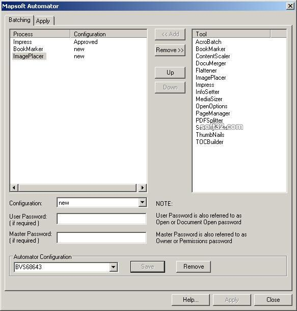 Automator Screenshot 2