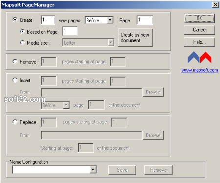 PageManager Screenshot 2