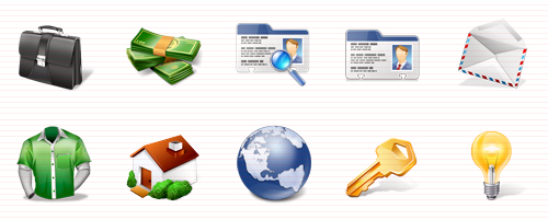 Web Icons Collection Screenshot