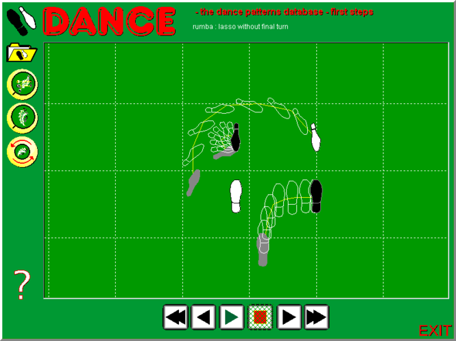 DANCE Screenshot