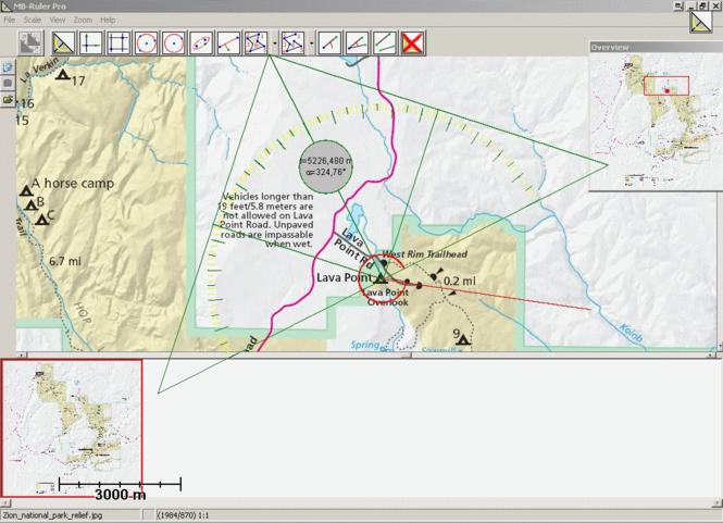 MB-Ruler Pro Screenshot 1
