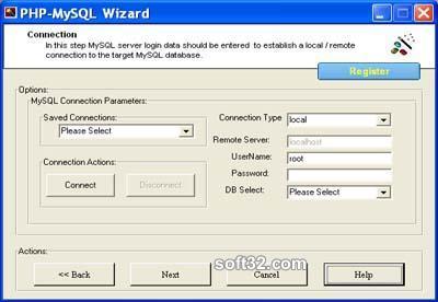 PHP MySQL Screenshot 2