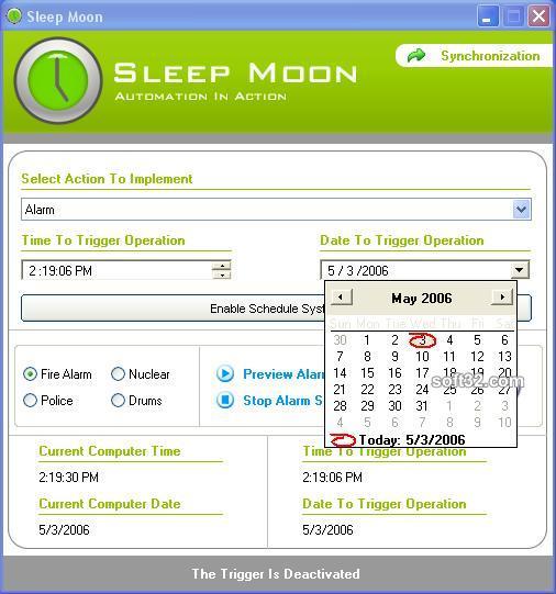 Sleep Moon Xpress Screenshot 2
