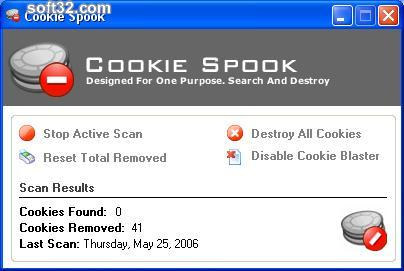 Cookie Spook Screenshot 1