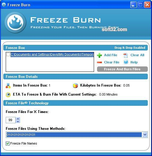 Freeze Burn Screenshot 2