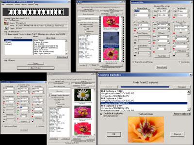 Pics Organizer Screenshot
