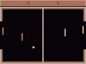 WoodPong Screenshot