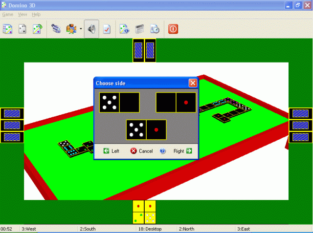 Domino 3D Screenshot