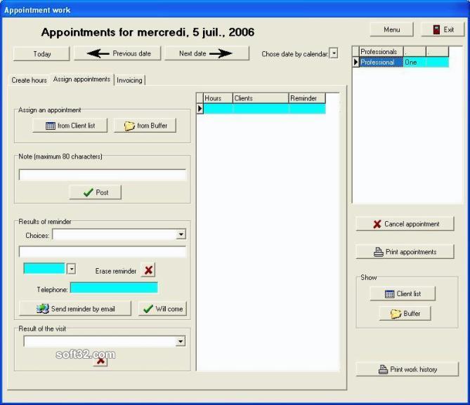 Rendez-vous Screenshot 1
