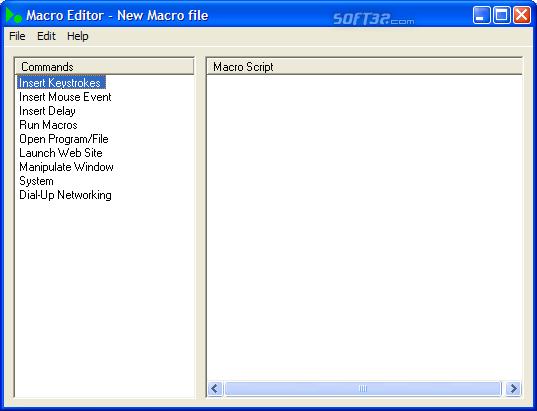 My Macros Screenshot 4
