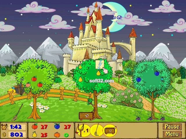 Fruity Garden Screenshot 1