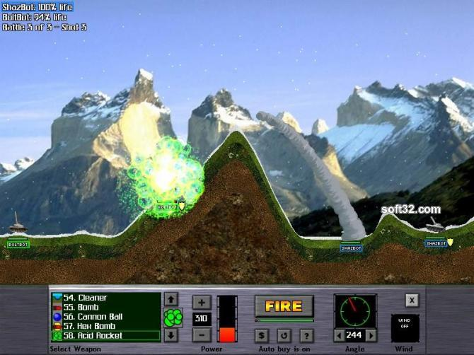 Atomic Cannon Mac Screenshot 3