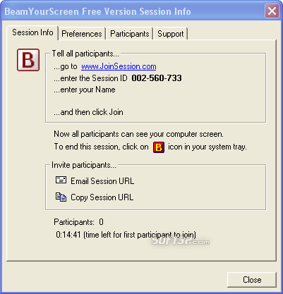 Brosix Communicator Screenshot 8