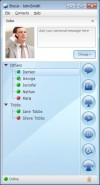 Brosix Communicator Screenshot 1