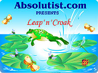 Leap'n'Croak Screenshot