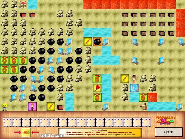 The prodigious Escapee Gold Full version Screenshot 2