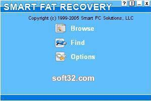 Smart FAT Recovery Screenshot 2