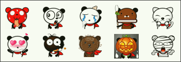 Free MSN Emoticons Pack 4 Screenshot